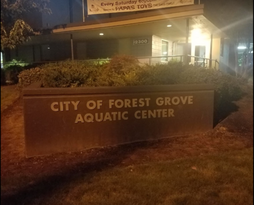 Forest Grove City Aquatic Center